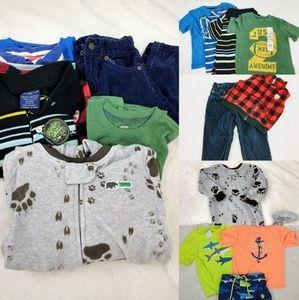 Toddler Boy 2T 24M Bundle of clothes 10pcs